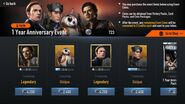 Star Wars Force Arena 1 Year Shop