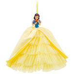 2009 Disney Store Snow White Winter Christmas Ornament