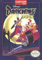 Darkwing Duck (video game)