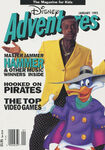Disney Adventures Magazine cover Jan 1992 MC Hammer