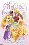 Disney Princess Promotional Art 13