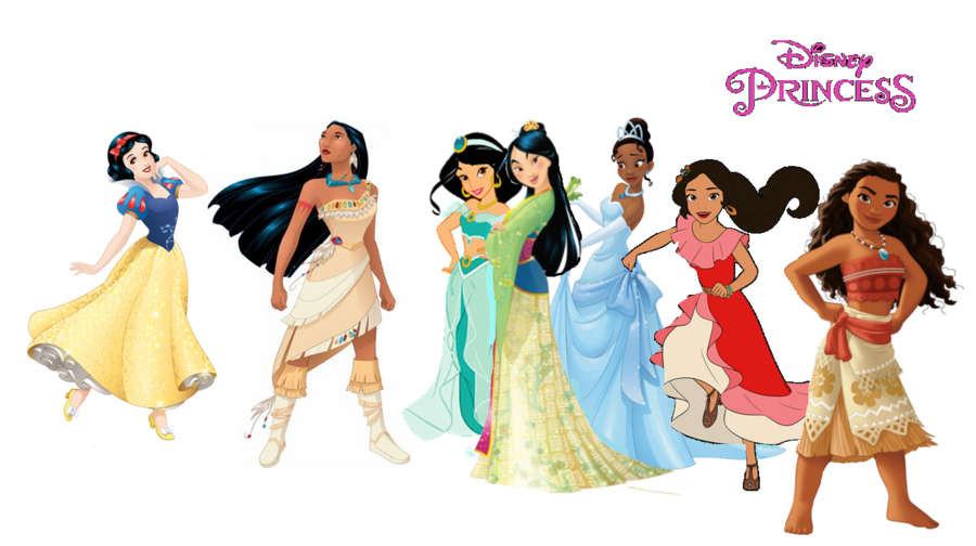 DiversityOfThePrincesses