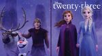 FrozenII-Twenty-Three Poster