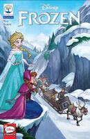 Frozen issue 1