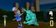 Monsters Inc Scream Team City Park 05