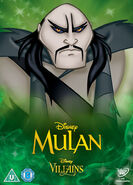 Mulan Villains