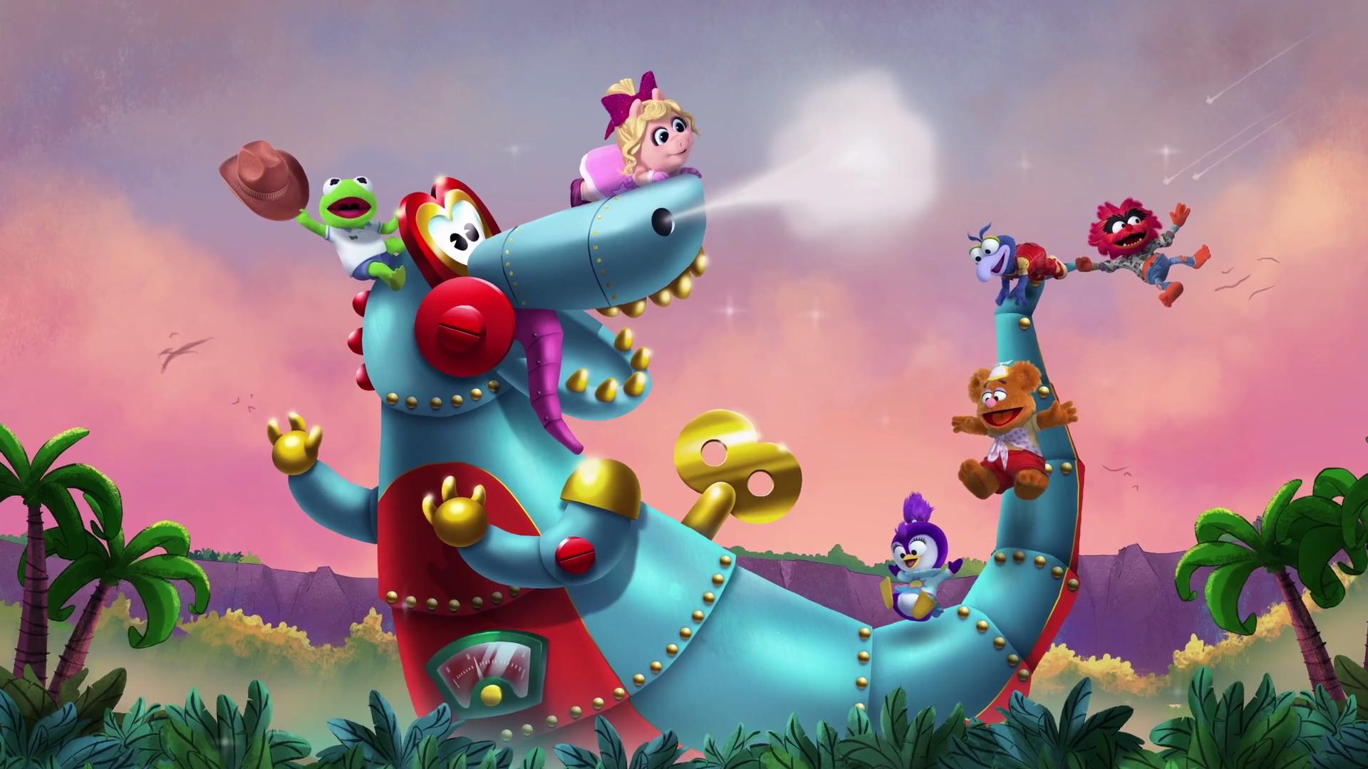 Image - Muppet Babies (2018) 27.png | Disney Wiki | FANDOM ...