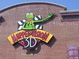 Muppet Vision 3D Disney's Hollywood Studios