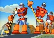 Railroad Crossing on Ducktales (Robot Robbers) 02