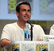 Rob Riggle SDCC