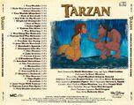 Tarzan complete back