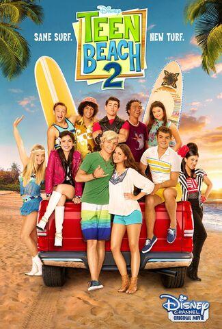 File:Teen Beach 2 Poster.jpg