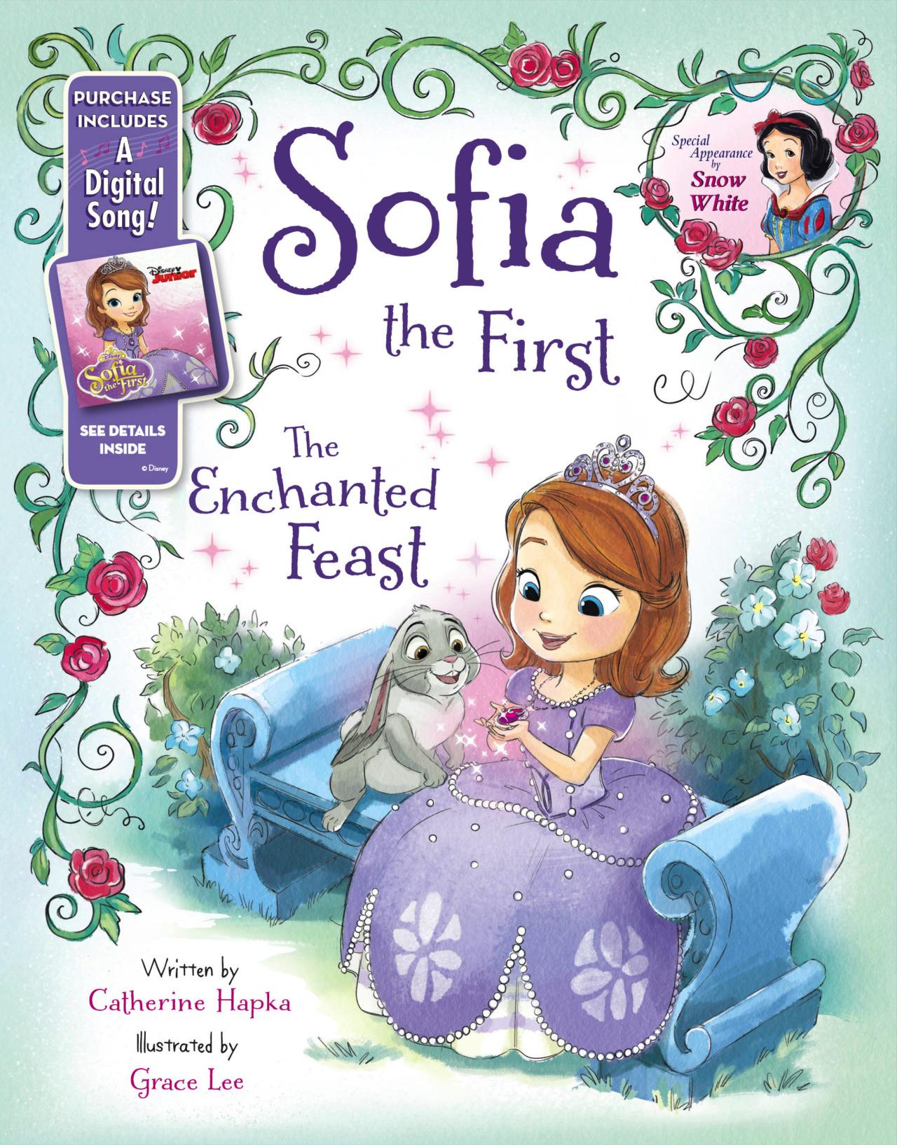 The Enchanted Feast Book Disney Wiki Fandom Powered By Wikia
