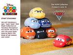Tsum Tsum Tuesday Cars 3 promo (US)