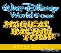 Walt Disney World Quest - Magical Racing Tour