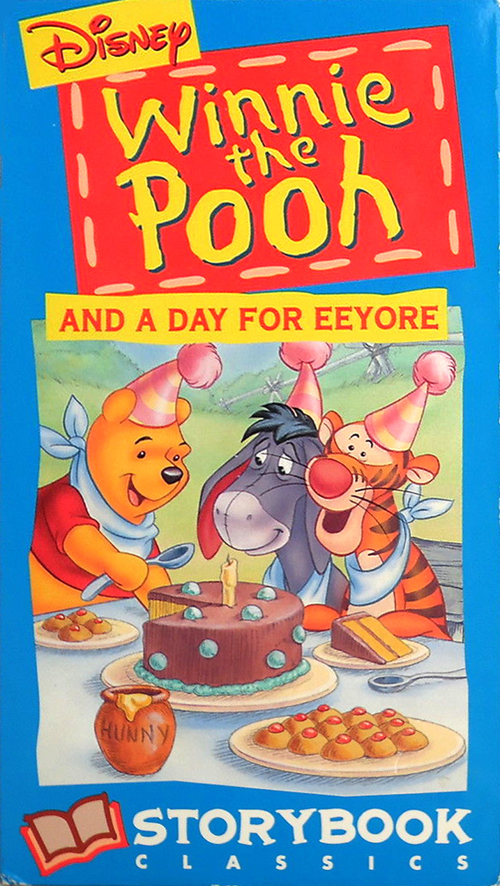 Game boy color pooh wiki - Winnie The Pooh And A Day For Eeyore Video