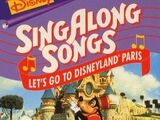 Let's Go to Disneyland Paris