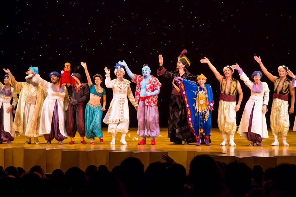 Aladdin A Musical Spectacular Disney Wiki Fandom