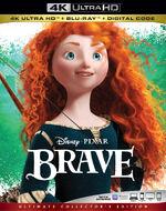 Brave 4KUHD Blu-ray