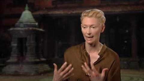 "Doctor Strange ""The Ancient One"" Behind The Scenes Interview - Tilda Swinton"