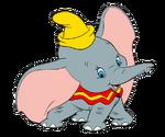 DumboStanding