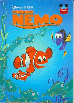 Finding nemo disney wonderful world of reading