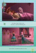 Frozen Fever Junior Novelization 2