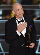 JK Simmons 87th Oscars
