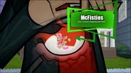 McFists of Fury - McFistios
