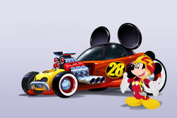 MickeyRoadsterRacers