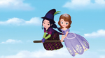Riding Lucinda's Broomstick