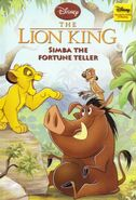 Simba the fortune teller disney wonderful world of reading hachette partworks