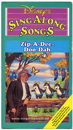 Disney Sing Along Songs: Zip-a-Dee-Doo-Dah | Disney Wiki | FANDOM