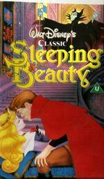 Sleeping Beauty (1986 UK VHS)
