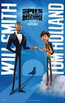 Spies in Disguise second poster