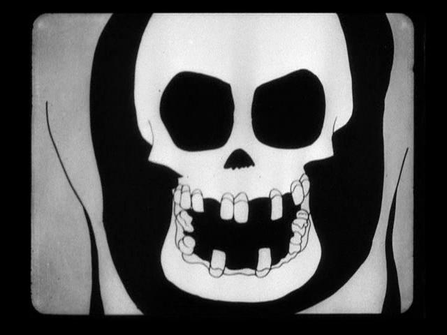 File:Spooky Skeleton Face.png