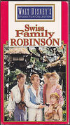 Swiss Family Robinson home video