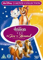 The Aristocats The Fox and the Hound Box Set UK DVD