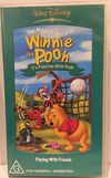 The Magical World of Winnie the Pooh It's Playtime with Pooh 2003 AUS VHS