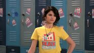 Wizards of Waverly Place - 3x17 - Alex's Logo - Alex