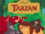 Tarzan (Read-Aloud Storybook)