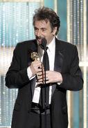 Al Pacino 68th Golden Globes