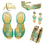 Aladdin Jasmine Deluxe Royal Accessory Set