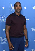 Anthony Mackie D23 Expo19