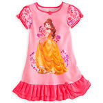 Belle Nightshirt For Girls