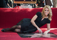 Cheryl Hines Hollywood Walk of Fame