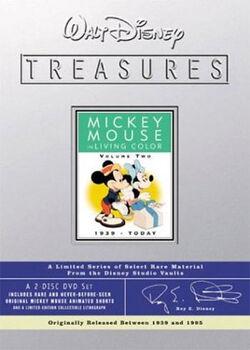 DisneyTreasures03-mickeycolor
