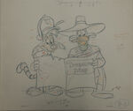 Disney Afternoon Burger King Commercial - Concept Art 3