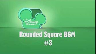 Disney Channel Rounded Square BGM 3