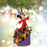 Disney Figurine Ornament - Sorcerer Mickey 75th Anniversary